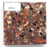Brame artificielle de pierre de quartz de grande brame pour la partie supérieure du comptoir de cuisine