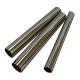 316/316L H7 de tubería de acero inoxidable pulido