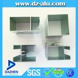 6063 T5 de Deur van het Venster van het Profiel van het Aluminium voor het Product van het Aluminium van Afrika Guinea