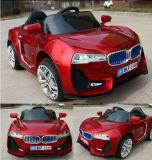 Le jouet bon marché de véhicule électrique de 2017 gosses badine le véhicule avec la lumière