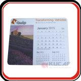 Kundenspezifischer Druckpapier-Mausunterlage-Tisch-Kalender