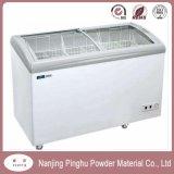 Rivestimento bianco della polvere lucentezza dell'interno di uso di alta per la parete del frigorifero