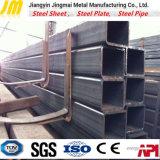 Pipe en acier de grand dos d'acier du carbone d'IMMERSION chaude/tube galvanisés
