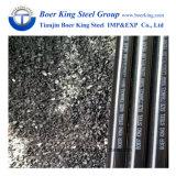 Tubo senza giunte del carbonio del rivestimento della vernice del nero di api 5L gr. B Psl1