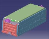 centrale électrique intelligente de stockage de l'énergie de la batterie 2mwh LiFePO4