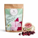 De Thee van het Vermageringsdieet van de Verhoging van de Ochtend van de hibiscus (14 - het programma van de dag)