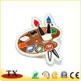 Crear la divisa de la gama de colores para requisitos particulares del metal del Pin de la solapa del tablero de dibujo