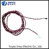 Câble souple fait sur commande de paires de torsion d'usine avec des terminaux