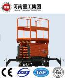 scissor bewegliche hydraulische des im Freienselbst 500kg anhebende Plattform