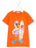 卸売はかわいい漫画によって印刷されるTシャツをからかう