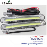 6watts brilhante super por luzes Running Daytime do bulbo DRL