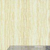 Mattonelle Polished del pavimento e della parete della stanza da bagno della porcellana del marmo della pavimentazione (VRP8W836, 800X800mm)