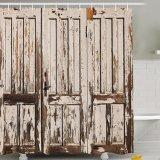 Tenda di acquazzone stampata Digitahi impermeabile del poliestere per la stanza da bagno (19S0069)
