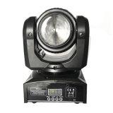 Indicatore luminoso mobile della testa LED DMX del punto della lavata