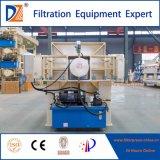 Máquina de la prensa de filtro del compartimiento del tratamiento de aguas de DZ de 1000 series
