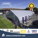 Große im Freien sehr große Kurven-Rahmen-Partei-Zelte (XLS40/4.0-5CT)