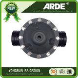 """2"""", 3"""", 4""""Syatem irrigação de Descarga da Válvula de Controle"""