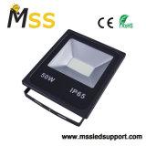 プロジェクター釣のための中国50watts LEDプロジェクターランプ-中国プラスチックアルミニウムLEDプロジェクター、センサーが付いている50W IP65 LEDプロジェクターランプ