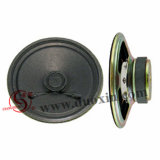 Round Loudspeaker with external Magnet Dxyd66W-32z-8A 8ohm 0.5W 66mm