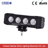 Rangée simple 40W CREE LED pour la barre de feux de voiture offroad (GT3300-40W)