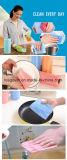 Wipes non tessuti a gettare del panno di pulizia della famiglia