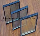 O baixo revestimento de vidro de E + vidro de isolamento possui o tipo Rongshunxiang
