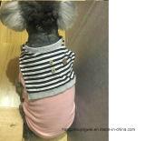 Chien Sunmmer T-shirt 100% Coton T-Shirt petit chien Shirt Costumes Pet shirt doux