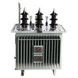 Оборудование фабрики Китая электрическое тип распределительные трансформаторы масла 3 участков