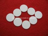 Tarjeta de cerámica del alúmina de la alta calidad 99.7%