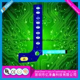 Botão de impressão da tela de Fractius Interruptor de Membrana