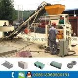 ドイツ技術の中国の製造の携帯用コンクリートブロック機械