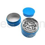 De mini Molen van de Waterpijp van het Metaal van de Tank van de Benzine Kruiden voor Rokende Maalmachine (S-GD-005)