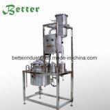 Rose/Planta de lavanda Aceite esencial de la destilación de Materias Primas/Extracción/Equipo Extractor
