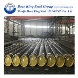 API 5L Grade B X42 X46 X52 X56 X60 X65 X70 LSIP1 LSIP2 Tuyau en acier au carbone sans soudure pour l'huile de transmission de gaz