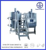 Nano Mikrobierbrauen-Brauerei-Gerät für Hauptbrauereipub-Gaststätte 100L 150L 200L 250L 300L 500L