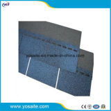 Puerto de la base de fibra de vidrio azul de tejas de asfalto asfalto/Plaqueta