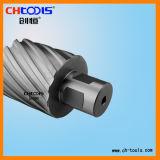 50mm de profondeur de coupe foret magnétique HSS pour percer un trou