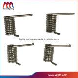 Стандартные различные типы натяжных пружин с крюком