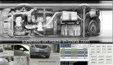 UVIS en vertu de la voiture de l'inspection des appareils pour les zones militaires (AS3300-SAFE HI-TEC)
