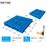 Fabricante de paletes de plástico barato 1200*1000*150mm