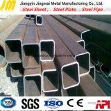 Сварные трубы прямоугольного / квадратная стальная труба SSAW скрытых полостей