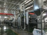 Zubehörplastikflasche, die Waschmaschine für Schrotthaustierflasche aufbereitet