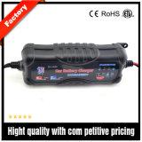 방수 고주파 3 단계 자동차 배터리 충전기, 휴대용 6/12V 지능적인 배터리 충전기
