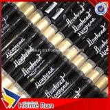 Papel de cigarrillo embotado del abrigo de Tobacoo del oro del brillo 24K
