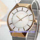 Relojes ocasionales del regalo del reloj de manera (WY-015GB)