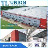 Estrutura de aço verde ecológico Architecture