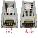 gestionnaire de 12V 16A DEL pour la bande flexible et le cadre léger