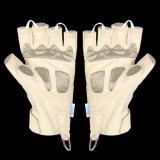 Перчатки белизны оборудования полиций Анти--Ударяя электронные