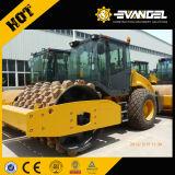Rolo de estrada Vibratory do único cilindro de 12 toneladas (cilindro dobro opcional)
