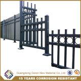 低価格は鋼鉄によって溶接された金網の塀のパネルに電流を通した
